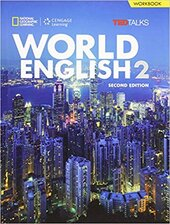 World English 2 Workbook - фото обкладинки книги