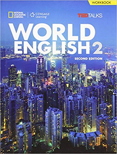 Робочий зошит World English 2 Workbook