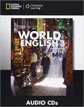 World English 3: Audio CD CD-ROM - фото обкладинки книги