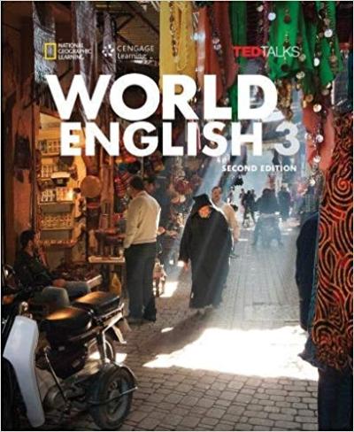 Підручник World English 3 Student Book