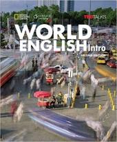 World English Intro - фото обкладинки книги