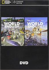 World English Intro and World English 1 - фото обкладинки книги