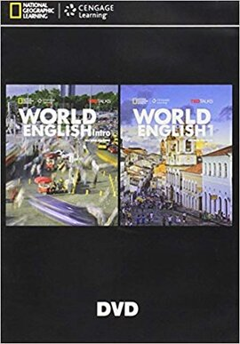 World English Intro and World English 1 - фото книги