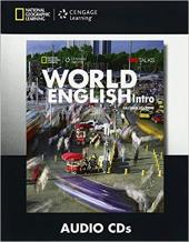 Підручник World English Intro Audio CDs