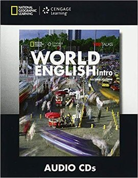 Аудіодиск World English Intro Audio CDs