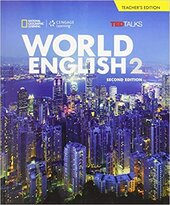 World English with TED Talks 2 - Pre Intermediate Teachers Guide - фото обкладинки книги