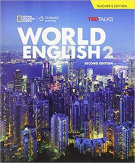 World English with TED Talks 2 - Pre Intermediate Teachers Guide - фото книги