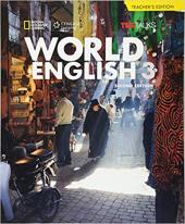 World English with TED Talks 3 - Intermediate - Teachers Guide - фото обкладинки книги