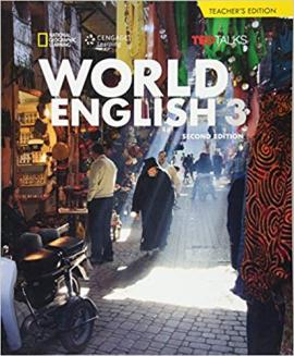 World English with TED Talks 3 - Intermediate - Teachers Guide - фото книги