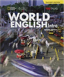 World English with TED Talks Intro - Teacher Book- Beginner - фото книги