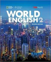 World English: World English 2: Student Book with CD-ROM - фото обкладинки книги