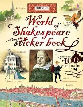 World of Shakespeare. Sticker Book - фото книги