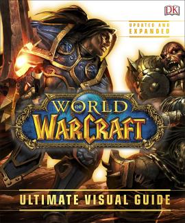 World of Warcraft Ultimate Visual Guide - фото книги