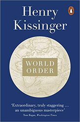 World Order : Reflections on the Character of Nations and the Course of History - фото обкладинки книги
