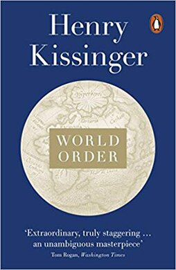 World Order : Reflections on the Character of Nations and the Course of History - фото книги