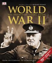 World War II: The Definitive Visual Guide - фото обкладинки книги