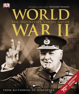 World War II: The Definitive Visual Guide - фото книги
