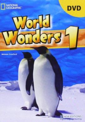 World Wonders 1. DVD - фото книги