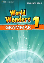World Wonders 1. Grammar Student Book - фото обкладинки книги