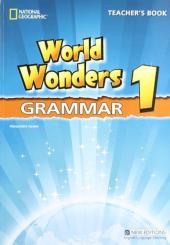World Wonders 1. Grammar Teacher's Book - фото обкладинки книги