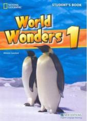 World Wonders 1. Interactive Whiteboard Software (програмне забезпечення для інтерактивної дошки) - фото обкладинки книги
