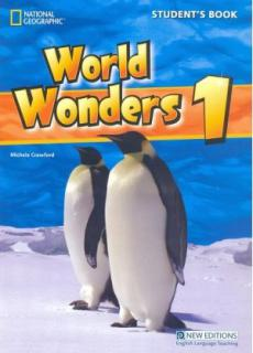 World Wonders 1. Interactive Whiteboard Software (програмне забезпечення для інтерактивної дошки) - фото книги