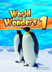 World Wonders 1. Student's Book with CD - фото обкладинки книги