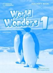 World Wonders 1. Teacher's Book - фото обкладинки книги