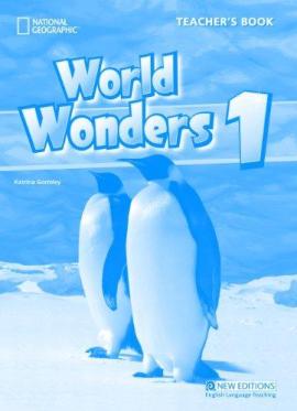 World Wonders 1. Teacher's Book - фото книги