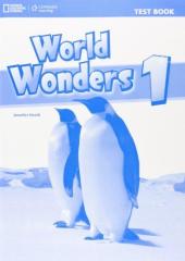 World Wonders 1. Test Book (тести) - фото обкладинки книги