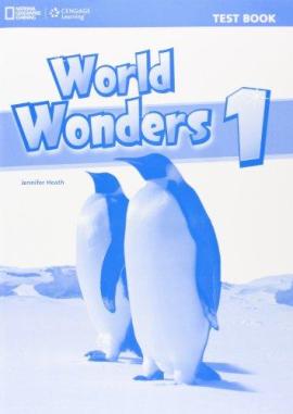 World Wonders 1. Test Book (тести) - фото книги