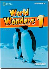 World Wonders 1. Workbook - фото обкладинки книги