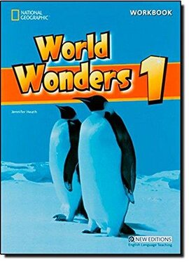 World Wonders 1. Workbook - фото книги