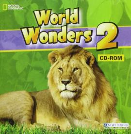 World Wonders 2. CD-ROM (інтерактивний комп'ютерний диск) - фото книги