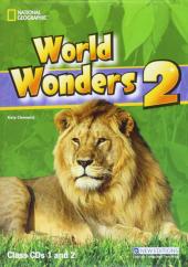 World Wonders 2. Class Audio CDs (набір із 2 аудіодисків) - фото обкладинки книги