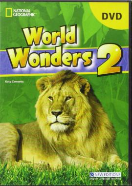 World Wonders 2. DVD - фото книги
