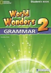 World Wonders 2. Grammar Student Book - фото обкладинки книги