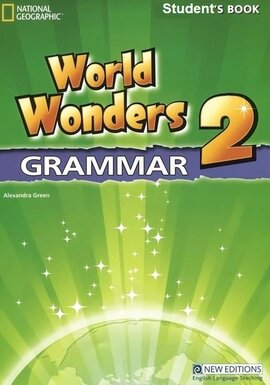 World Wonders 2. Grammar Student Book - фото книги