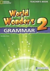 World Wonders 2. Grammar Teacher's Book - фото обкладинки книги