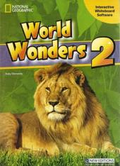 World Wonders 2. Interactive Whiteboard Software (програмне забезпечення для інтерактивної дошки) - фото обкладинки книги