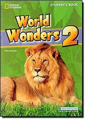 World Wonders 2. Student's Book with CD - фото обкладинки книги