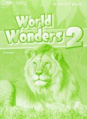 World Wonders 2. Teacher's Book - фото обкладинки книги