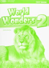 World Wonders 2. Test Book (тести) - фото обкладинки книги