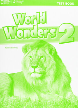 World Wonders 2. Test Book (тести) - фото книги
