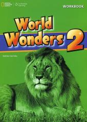 World Wonders 2. Workbook - фото обкладинки книги