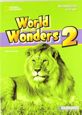World Wonders 2. Workbook with overprint Key - фото книги