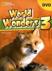 World Wonders 3. DVD - фото обкладинки книги