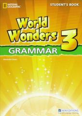 World Wonders 3. Grammar Student Book - фото обкладинки книги