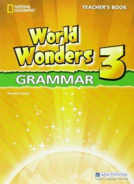 World Wonders 3. Grammar Teacher's Book - фото книги
