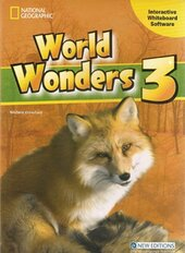 World Wonders 3. Interactive Whiteboard Software (програмне забезпечення для інтерактивної дошки) - фото обкладинки книги